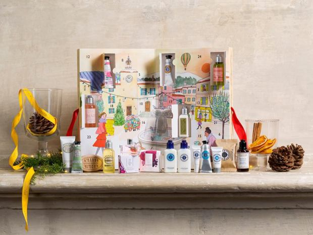 L'Occitane's beauty advent calendars is just one of our top 2017 picks.