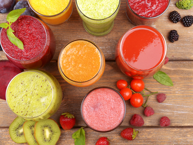 Be inspired by SoGlosWeddings' selection of sensational juice bars.