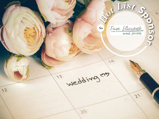 Don't miss our handy round up of things to remember on your wedding day.
