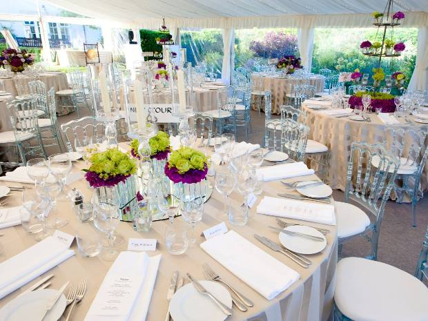 Wedding planning business Henry Bonas can organise every aspect of your special day.