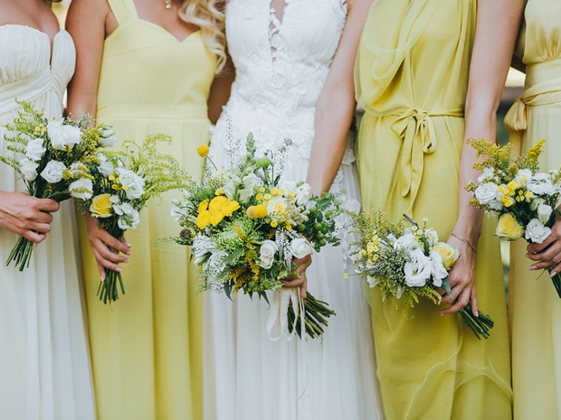 A new study has revealed the average amount of time taken for bridesmaid duties.