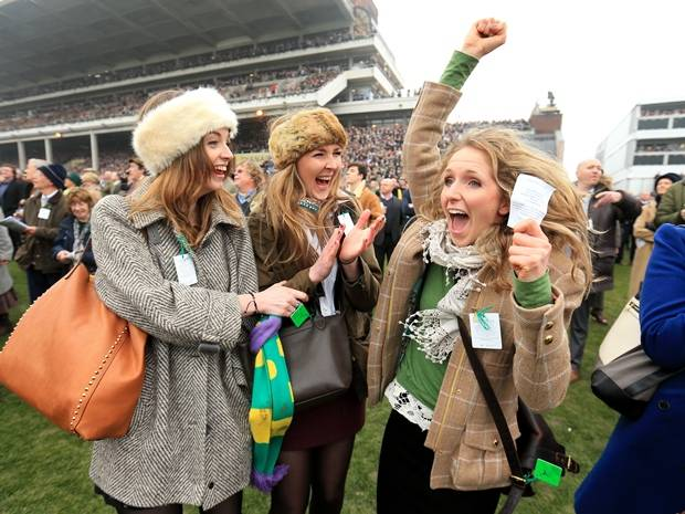 Enjoy a fun-filled day of racing on your hen do in Cheltenham.