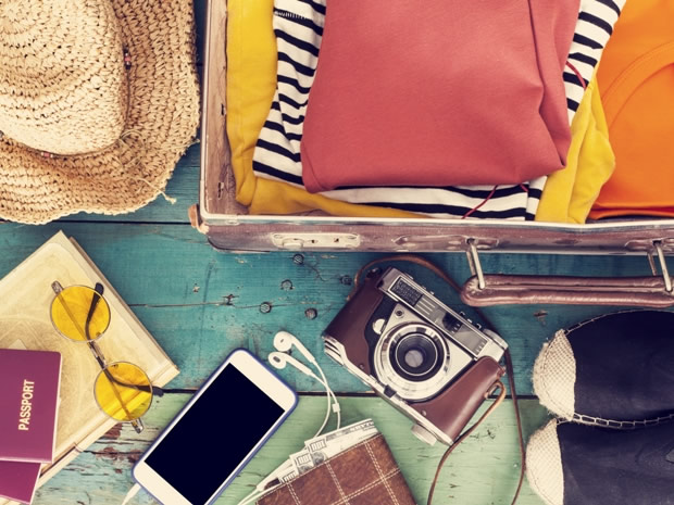Pick up packing tips before jetting off your romantic honeymoon break.