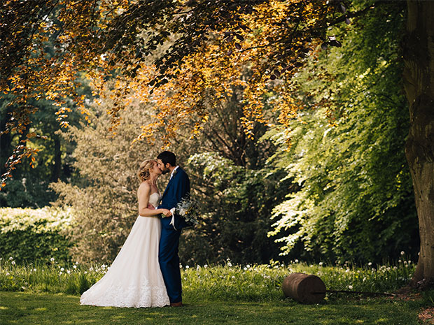 Be inspired by this gorgeous Real Wedding at Painswick Rococo Garden. All images © Dale Stephens Photography