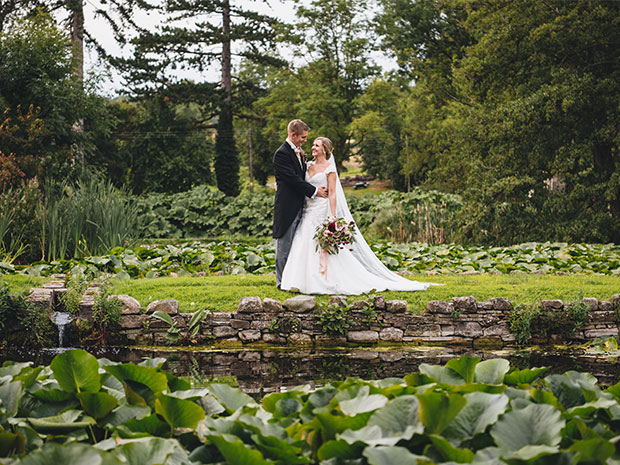 Be inspired by this gorgeous Real Wedding at Brinsop Court. All images © Marta May Photography