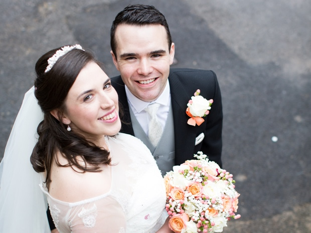 Victoria and William held their wedding at Hatton Court Hotel. Image © Still Light Photography.