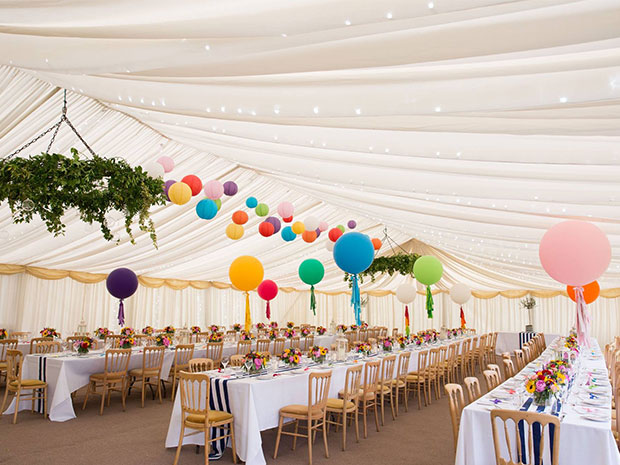 Alpha Hire Marquees provides quality marquees and accessories for weddings.