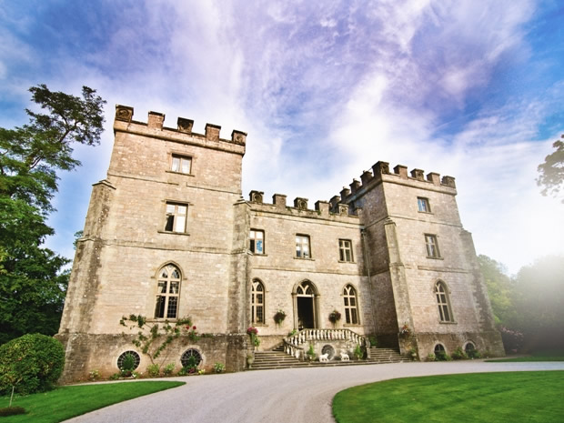 Clearwell Castle is a fairy tale venue situated in a magical setting of the Forest of Dean.
