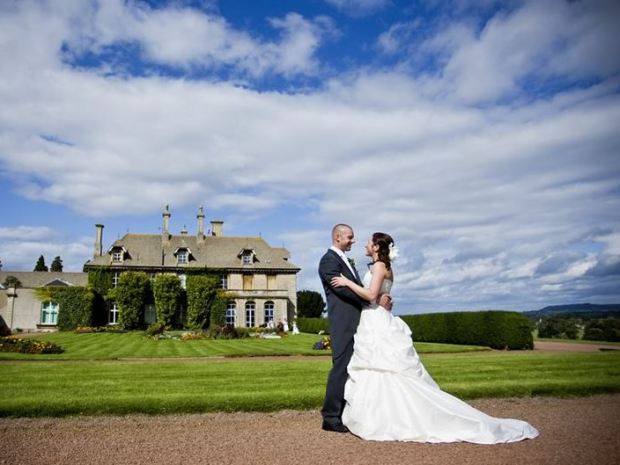 Couples can choose from a range of inclusive wedding packages at Eastwood Park.