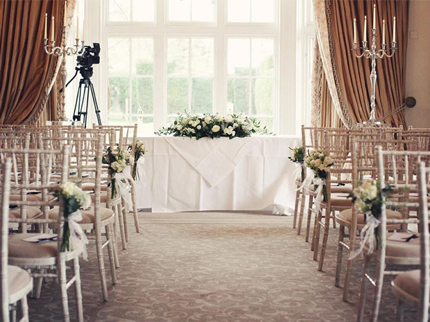 Don't miss your chance to explore the stunning wedding venue.
