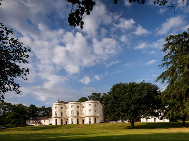 Mercure Glouceser Bowden Hall is set on 12 acres of beautiful grounds.