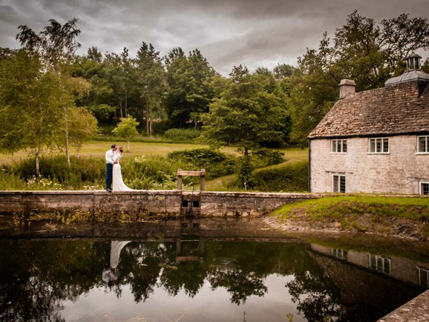 Owlpen Manor offers a beautiful backdrop for Cotswold wedding celebrations.