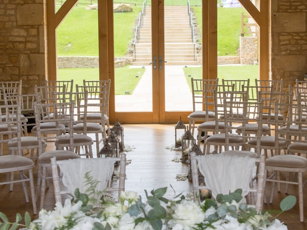 Enjoy the stunning space at The Barn at Upcote with their special offer.