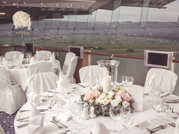 Soak up the spectacular panoramic views while enjoying your wedding breakfast.
