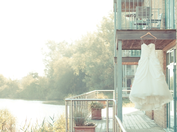 Brides and grooms can enjoy the tranquil surroundings of the Cotswold venue.