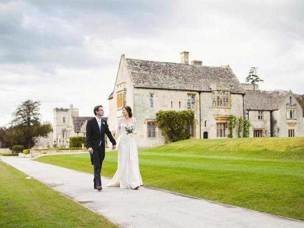 The grounds of Ellenborough Park offer stunning photo opportunities. © David Jenkins.