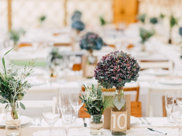 Transform your wedding venue with the help of Cheltenham's Flower Style Co.