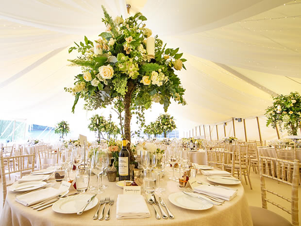 Expert wedding planner Julia Sibun can assist with all aspects of your day.
